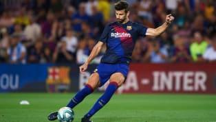 """En véritable """"capitaine"""", Gerard Piqué est revenu longuement sur le début de saison raté du FC Barcelone avant d'en évoquer les causes peu de temps après une..."""