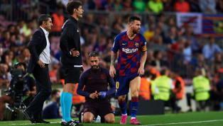 Viel läuft für den großenFC Barcelonanoch nicht rund. Nach einem mauen Auftakt in der Liga fuhren die Katalanen gegen den FC Villarreal zwar den dritten...