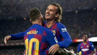 Alignés ensemble en attaque lors de la victoire face à l'Inter (2-1), Lionel Messi et Antoine Griezmann ne sont jamais parvenus à combiner, laissant le soin...
