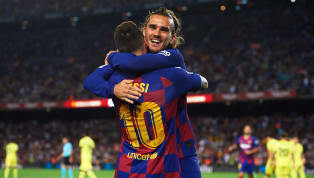 ​Barcelona defender Gerard Piqué has denied rumours of a rift between Camp Nou superstar Lionel Messi and €120m summer signing Antoine Griezmann, insisting...