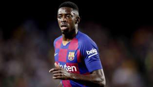 DerFC Barcelonamuss im Ligaspiel gegen den FC Getafe auf Ousmane Dembele verzichten. Der französische Weltmeister fällt mit einer Muskelverletzung aus....