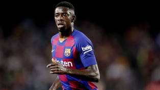 ​Barcelona forward Ousmane Dembélé has been ruled out of La Blaugrana's fixture against Getafe on Saturday afternoon with a muscle injury to his left thigh. ...