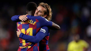​Antoine Griezmann has offered his backing to Barcelona teammate Ousmane Dembele, who suffered another injury setback having just returned to the first-team...