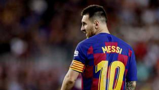 Barca 👥 XI ⚽️ #BarçaInter 💙❤️ Força Barça — FC Barcelona (@FCBarcelona) October 2, 2019 Inter 📋 | FORMAZIONE Ecco gli 11 titolari scelti da Antonio Conte per...