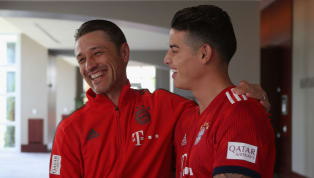 Following an disastrous run of results,Niko Kovac as Bayern Munich's new manager has been forced to deny claims over a rift with James Rodriguez amid...