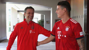 ​Bayern Munich manager Niko Kovač has given the all-clear for the club's decision-makers to pass up the opportunity to sign Real Madrid loanee James Rodriguez...