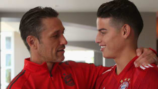 James Rodríguez no está contando en los últimos encuentros para Niko Kovac. Desde el club se argumentó que el colombiano no estaba jugando debido a problemas...