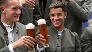 Manajer Liverpool, Jurgen Klopp, mengomentari kehadiran Philippe Coutinho di Bayern Munchen. Menurutnya, Coutinho dan Bayern merupakan pasangan yang...
