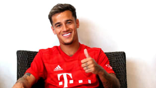 ​Philippe Coutinho has claimed that Bayern Munich is a 'more familiar' club than any of his former sides, including Liverpool. The Brazilian was shipped out...