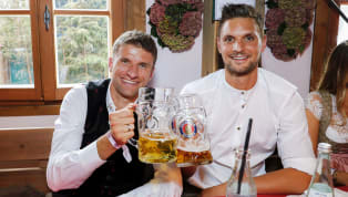 Bayern Munich may have been surprisingly hammered 3-0 at home by Borussia Monchengladbach on Saturday, but the stars of the reigning Bundesliga champions...