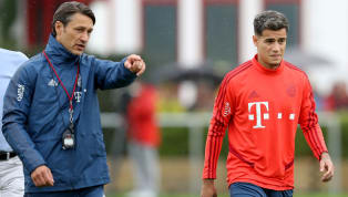 Bayern Munich boss Niko Kovac had revealed that Philippe Coutinho won't be thrust straight into action, but Ivan Perisic could make his debut against...