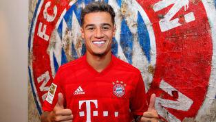 iten Mit der Verpflichtung von Philippe Coutinho ist dem FC Bayern München ein wahrer Transfercoup gelungen. Am Montagvormittag gab der deutsche...