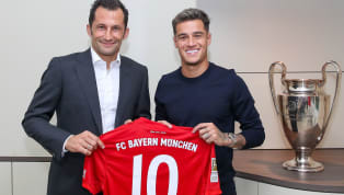 ​​Bayern Munich legend Ze Roberto has expressed his confidence that Philippe Coutinho can get back to being his best, and said that the German club was the...