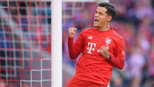 liga ​When Philippe Coutinho scored in Bayern Munich's 4-0 victory over FC Koln he became only the ninth player in history to score in Europe's top four...