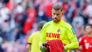 Timo Hornsteht beim1. FC Kölnin der Kritik. Der sonst so souveräne Rückhalt der Geißböcke steckt im Formtief undzeigte in Mainz eine schwache...