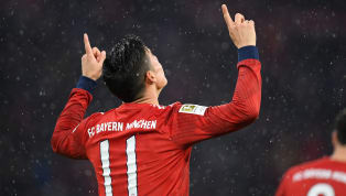 ​Bayern Munich loanee James Rodríguez has outlined his intentions to join the club permanently from Real Madrid in the summer, following his impressive...