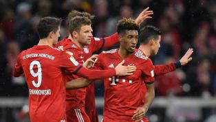 Bayern Mit dieser 1⃣1⃣ ins Halbfinale! 🏆👊 #packmas #FCBFCH pic.twitter.com/CWamjc3Ymy — FC Bayern München (@FCBayern) April 3, 2019 Heidenheim Frank Schmidt...