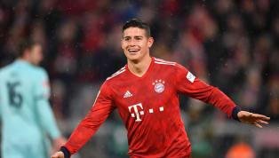 L'avenir de James Rodriguez est plus incertain que jamais. Alors que le Bayern Munich dispose d'une option d'achat à hauteur de 42 millions d'euros, le club...