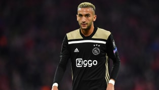 Ajax ​Bundesliga rivals Borussia Dortmund and Bayern Munich look set to do battle as the race to sign Ajax midfielder Hakim Ziyech hots up. The 26-year-old has...