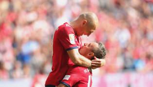 डच विंगर आर्यन रॉबेन ने बेहतरीन गोल दागते हुए मैच की शुरुआत में पिछड़ीबायर्न म्यूनिख को बेयर लेवरकुसेन पर 3-1 की जीत दिला दी।जर्मन चैंपियंसके लिए टोलिसो...