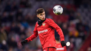 odel ​Kai Havertz has revealed he models his game on Toni Kroos, ahead of his and Bayer Leverkusen's crucial final round of the Champions League group stages....