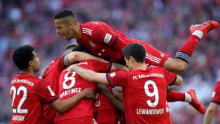 Persaingan untuk meraih gelar Bundesliga 2018/19 semakin ketat saja setelah Bayern Munchen unggul 4-0 melawan Borussia Dortmund di babak pertama pada laga...