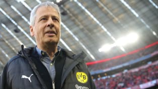 """Borussia Dortmund manager Lucien Favre conceded that his side were """"given a lesson"""" by Bayern Munich during the Bundesliga's 100th instalment of Der Klassiker..."""