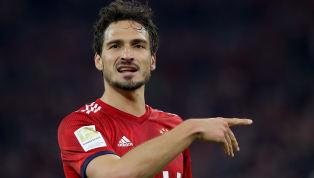 Retour à l'envoyeur pour Mats Hummels. Le Borussia Dortmund vient d'annoncer la signature de l'international allemand, 3 ans après son départ. 👏 @matshummels...