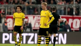 ​Julian Brandt has admitted Borussia Dortmund performed poorly during their recent 4-0 loss to Bayern Munich, adding that his side lacked courage during the...