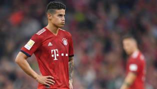 James Rodríguez sigue pensando que su futuro está fuera del Bayern de Múnich. Aunque sabe que la última palabra la tiene el club bávaro, que poseela opción...