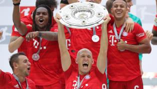 Arjen Robben entró ayer en el top 5 de la historia de las competiciones regulares de fútbol. El holandés consiguió ganar el título con el Bayern tras golear...