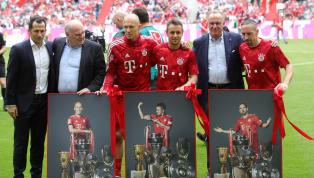 Arjen Robben dan Franck Ribery dipastikan akan meninggalkan Bayern Munchen pada akhir musim 2018/19 dengan keberhasilan memberikan gelar juara Bundesliga...