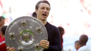 Mit dem5:1-Erfolg über Ex-Klub Eintracht Frankfurtfeierte Niko Kovac in seiner ersten Saison als Trainer desFC Bayern Münchenprompt die Meisterschaft....