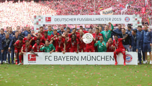 mmer Bayern Munich won the Bundesliga for the seventh consecutive season last week. However, after winning the title at a canter for the last several years the...