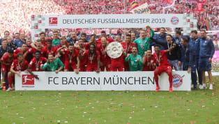Co. Der FC Bayern München brachte am letzten Spieltag die siebte Meisterschaft in Folge unter Dach und Fach. Mitte Dezember hatten wohl nur die wenigsten Fans...