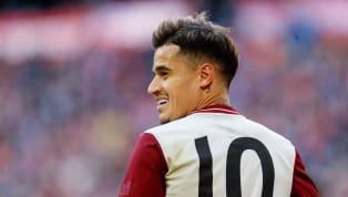 El futbolista brasileño sigue teniendo un gran cartel en Inglaterra y es precisamente allí donde podría regresar la próxima temporada. Philippe Coutinho...