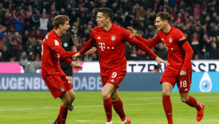 Race Bayern Munich earned a well-deserved 5-0 victory over rivals Schalke on Saturday evening, as theGerman champions closed the gap to RB Leipzig to a...