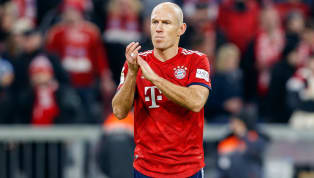 Arjen Robben Confirms He Will Leave Bayern Munich Next Summer After '10 Wonderful Years'