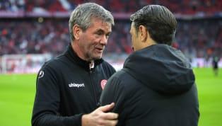 Vor demSpiel der Düsseldorfer gegen den Rekordmeister Bayern Münchensieht sichFortuna-Trainer Friedhelm Funkel in einer guten Position. Trotzdem will...