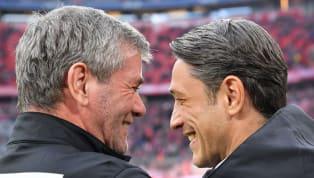 Als Trainer in der Bundesliga hat man es nicht immer leicht. Da bereitet man seine Spieler die ganze Woche im Detail auf den kommenden Gegner vor, nur um dann...