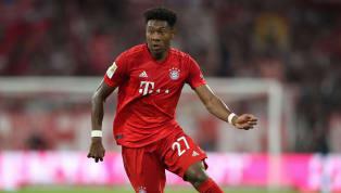 Der FC Bayern München stellt die beiden wertvollsten Außenverteidiger der Bundesliga. Borussia Dortmund und RB Leipzig sind in den Top 10 ebenfalls mit...