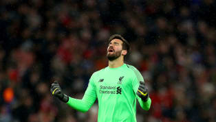 Alisson has joked that one of the hardest things about moving to Liverpool last summer has been getting to grips with the Scouse accent, but admitted...