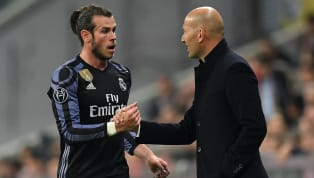 """HLV Zinedine Zidane công khai, ông không sử dụng Gareth Bale. Zidane on Bale 🗣 """"If I think a player doesn't fit in the team I have to do what I think works..."""