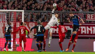 ElBayern Múnichvenció (3-2) anoche al SC Paderborn en un partido decidido con un final agónico. El internacional alemán cometió un fallo imperdonable dos...