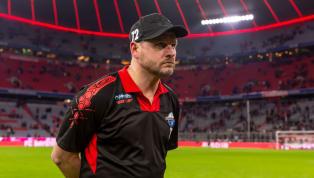 DerSC Paderborntaumelt nach der Heimniederlage gegen den 1. FC Köln dem Abstieg entgegen. Cheftrainer Steffen Baumgart muss sich allerdings keine Sorgen...