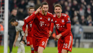 Spot Bayern Munich secured their place in the last 16 of the Champions League with a comprehensive 5-1 victory over Benfica. Braces from Arjen Robben and...
