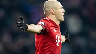 'The Future After Bayern Munich Still Wide Open,' Claims Arjen Robben