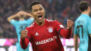 ​Bayern Munich winger Serge Gnabry has officially signed a new contract with the club that will extend his stay at the Allianz Arena until the summer of 2023....