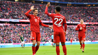 tory Bayern Munich produced a ruthless attacking display on Saturday to comfortably dispatch Wolfsburg 6-0 at the Allianz Arena and return to the top of...