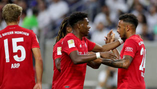 ​Bayern Munich bounced back from their defeat against Arsenal to beat Zinedine Zidane's Real Madrid in their second International Champions Cup fixture in...